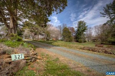 Albemarle County Single Family Home For Sale: 327 Key West Dr