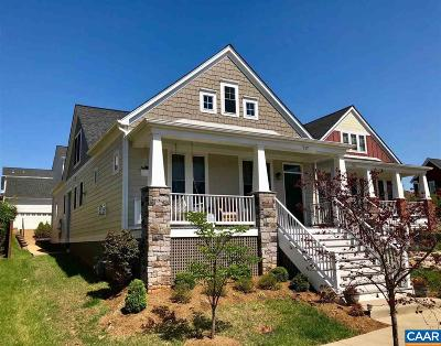 Charlottesville Single Family Home For Sale: 717 Cole St