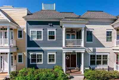 Rockingham County Townhome For Sale: 3364 Charleston Blvd