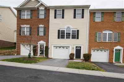 Rockingham County Townhome For Sale: 2971 Diamond Spring Ln