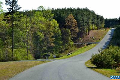 Fluvanna County Lots & Land For Sale: Lot 69 Country Creek Way