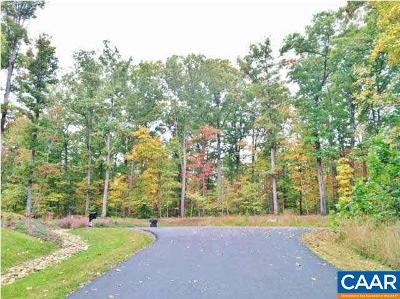 Fluvanna County Lots & Land For Sale: Lot 1 Berry Ct