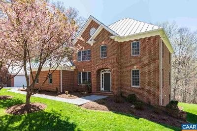 Albemarle County Single Family Home For Sale: 1764 Owensfield Dr