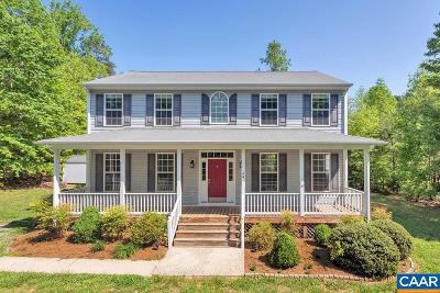 Palmyra Single Family Home For Sale: 24 Hatchechubee Rd
