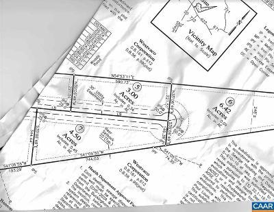 Buckingham County Lots & Land For Sale: Lot 7 Sharps Creek Dr