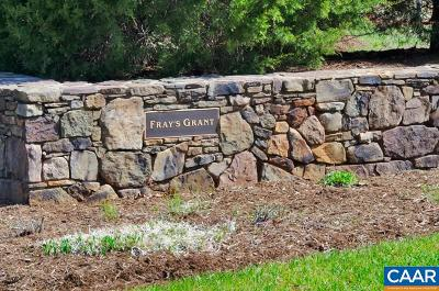 Lots & Land For Sale: 016 Frays Ridge Crossing