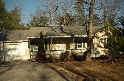 Single Family Home For Sale: 197 Cottonwood Dr