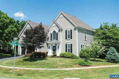 Crozet Single Family Home For Sale: 708 Russet Rd