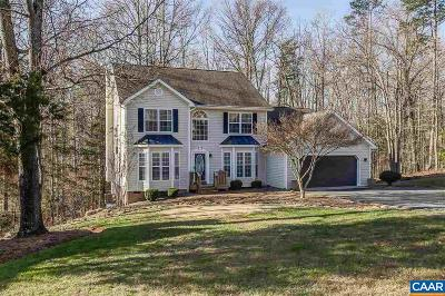 Charlottesville Single Family Home For Sale: 287 Starcrest Rd