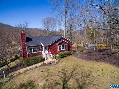 Albemarle County Single Family Home For Sale: 6258 Monacan Trail Rd