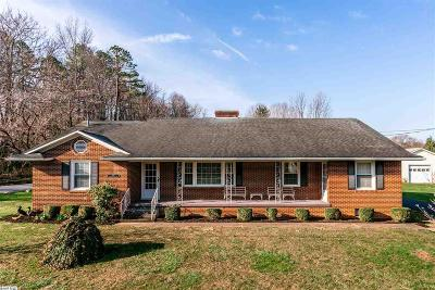Augusta County Single Family Home For Sale: 446 University Farm Rd