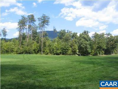 Nelson County Lots & Land For Sale: 348 Cedar Meadow Dr