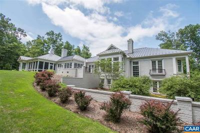 Albemarle County Single Family Home For Sale: 3136 Keswick Ln