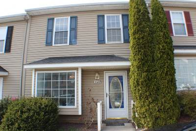 Harrisonburg Townhome For Sale: 3329 Impression Ct