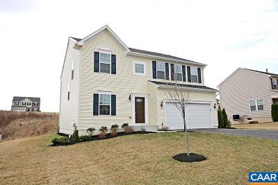 Barboursville Single Family Home For Sale: 339 Holly Hill Dr