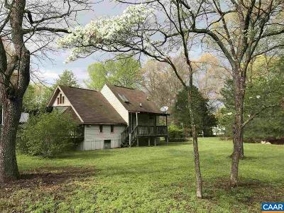 Buckingham County Single Family Home For Sale: 326 Warren Ferry Rd