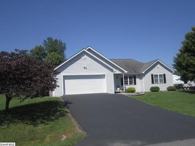 Augusta County Single Family Home For Sale: 100 Fall Ridge Dr