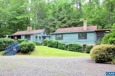 Single Family Home For Sale: 958 Ashby Ln