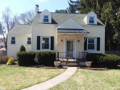 Staunton Single Family Home For Sale: 34 Taylor St