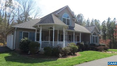 Louisa County Single Family Home For Sale: 59 May Ln