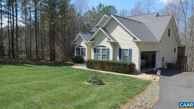 Louisa County Single Family Home For Sale: 94 May Ln
