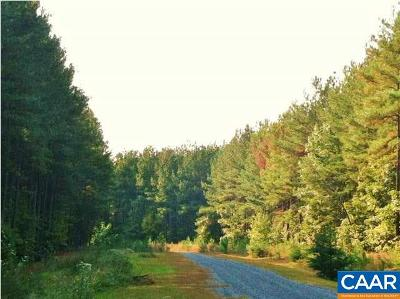 Fluvanna County Lots & Land For Sale: Old Forest Dr