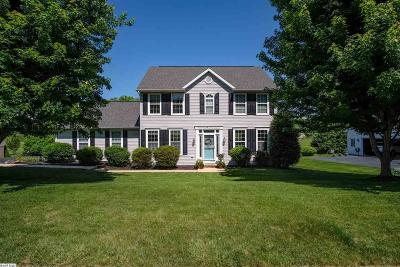 Augusta County Single Family Home For Sale: 22 Fairfield Dr