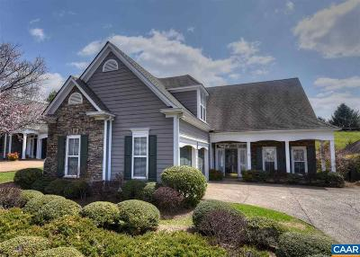 Crozet Single Family Home For Sale: 1244 Stonegate Way