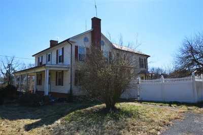 McGaheysville Single Family Home For Sale: 26 Conn Rd