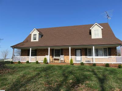 Augusta County Farm For Sale: 3127 Shutterlee Mill Rd