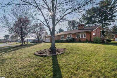 Single Family Home For Sale: 236 Stonewall Dr
