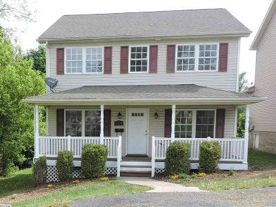 Staunton Single Family Home For Sale: 2305 Hickory St
