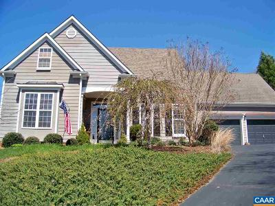 Crozet Single Family Home For Sale: 1071 Old Fox Trail Ln