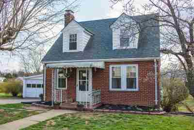 Single Family Home For Sale: 607 9th St