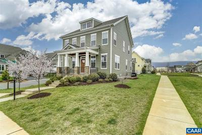 Albemarle County Single Family Home For Sale: 3065 Glen Valley Dr