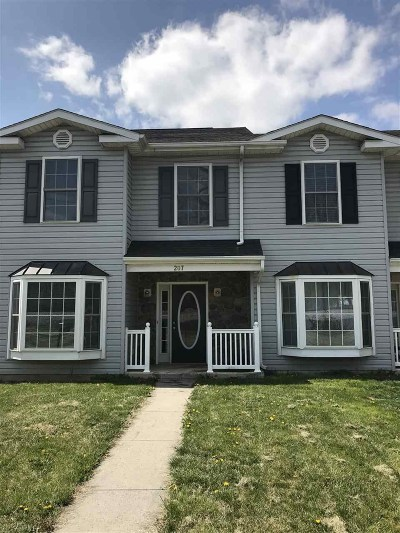 Rockingham County Townhome For Sale: 207 Aspen Ave