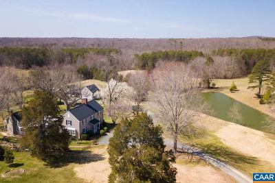 Albemarle County Farm For Sale: 1128 Beaverdam Rd