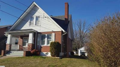 Staunton Single Family Home For Sale: 609 Parkview Ave