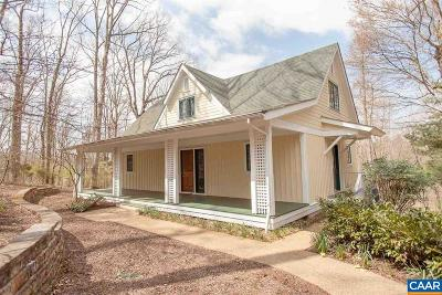 Albemarle County Single Family Home For Sale: 205 Forestvue Dr