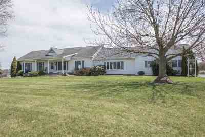 Rockingham County Single Family Home For Sale: 3216 Whitmore Shop Rd