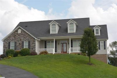 Waynesboro Single Family Home For Sale: 113 Compass Dr