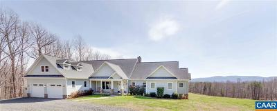 Albemarle County Single Family Home For Sale: 4843 Helios Path