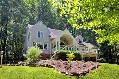 Albemarle County Single Family Home For Sale: 2035 Tremont Rd