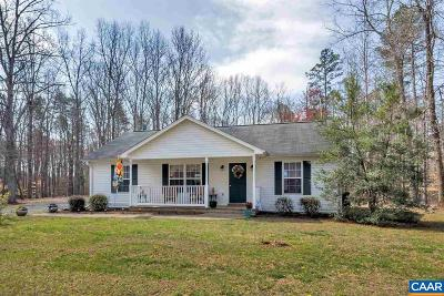 Albemarle County Single Family Home For Sale: 357 Glendower Rd