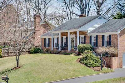 Staunton Single Family Home For Sale: 503 Woodmont Dr