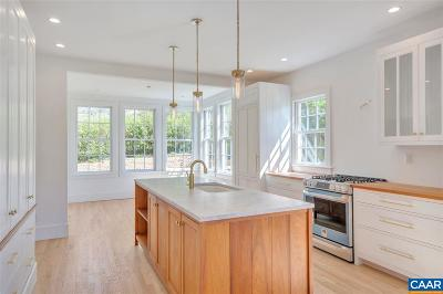 Charlottesville Single Family Home For Sale: 526 Park Plz