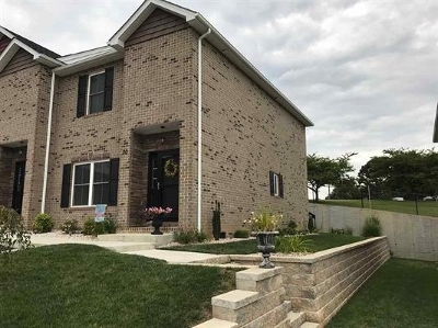 Rockingham County Townhome For Sale: 186 Cedar Point Ln
