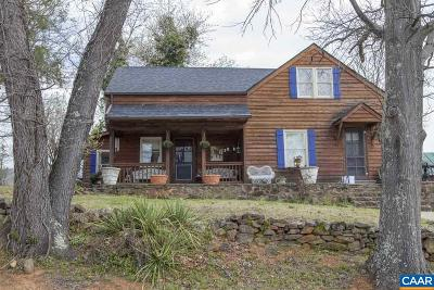 Greene County Single Family Home For Sale: 5821 Spotswood Trl