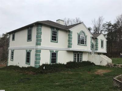 Nelson County Single Family Home For Sale: 27 Cabell Mountain Ln