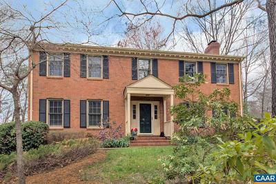 Albemarle County Single Family Home For Sale: 1748 Hearthglow Ln